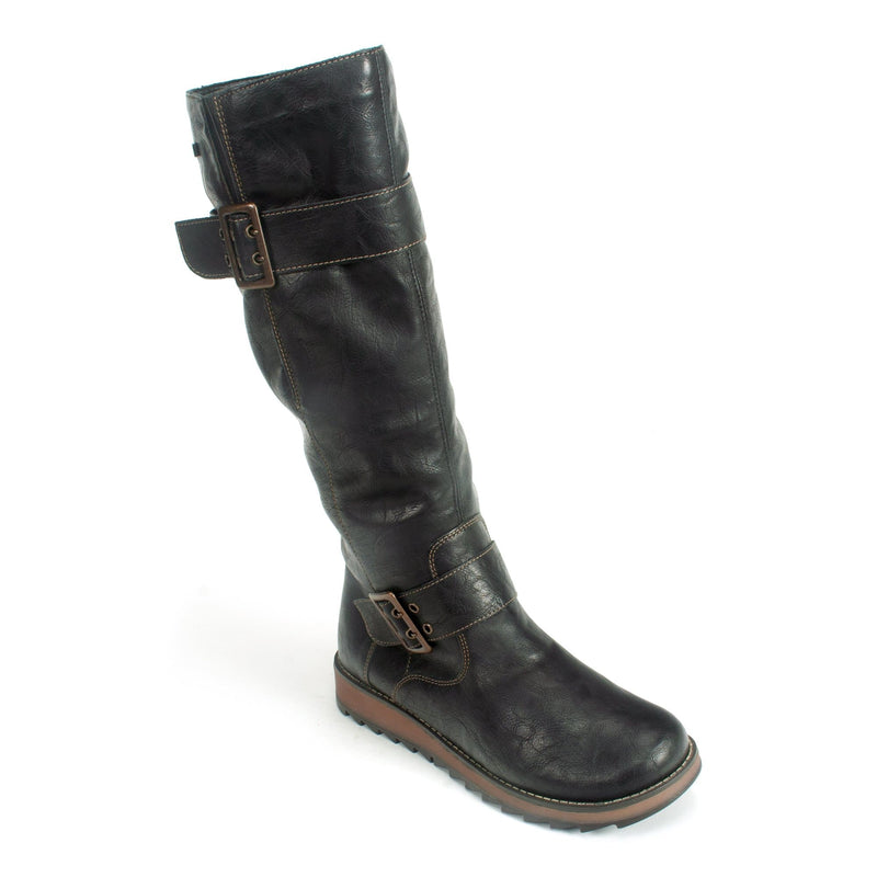 Remonte (D8886) Women's Waterproof Boot Synthetic Upper | Simons Shoes