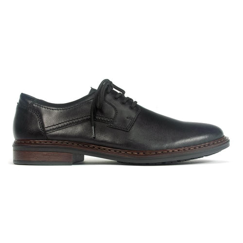 Rieker Lace Up Leather Men's Shoe (17627) | Simons Shoes