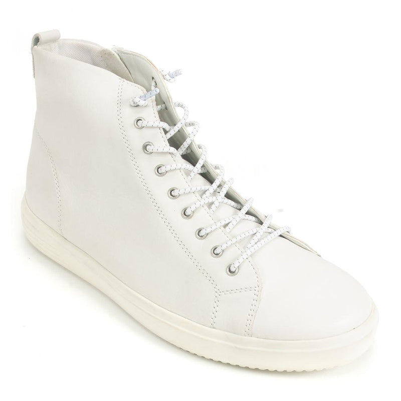 Remonte Leather Hi-Top Sneaker (D1470) | Simons Shoes