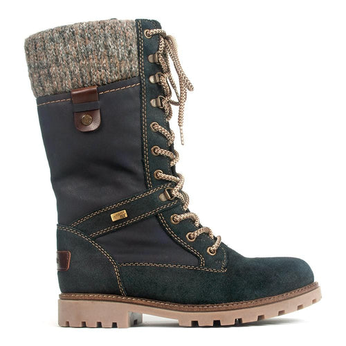 Remonte Mid Height Warm Lined Boot (D7477) | Simons Shoes