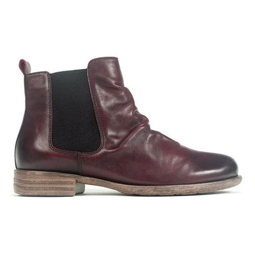 Remonte Ruched Chelsea Boot (R0973) | Simons Shoes
