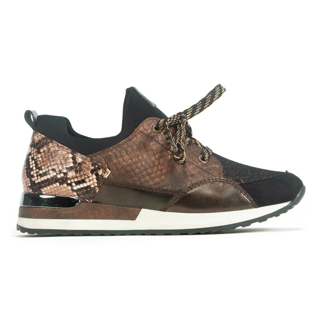 Remonte Women's Animal Print Colorblock Sneaker (R2503-24) | Simons Shoes