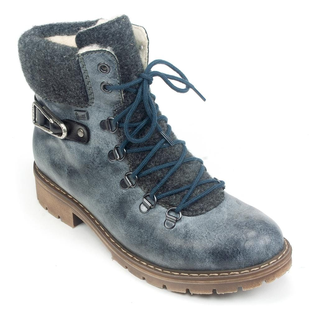 latest fashion online here offer discounts Waterproof Lace Up Boot (Y9131)