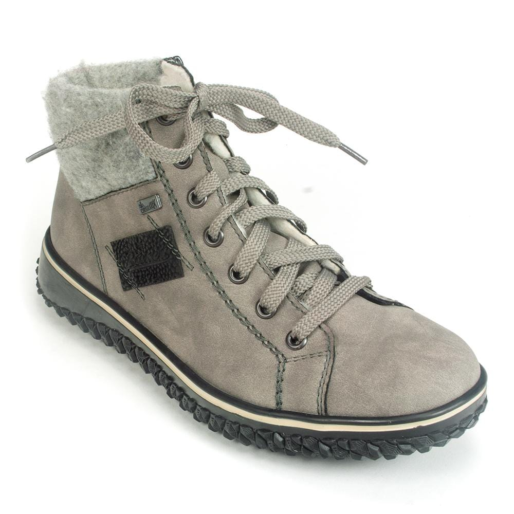 Rieker Lace Up Bootie (Z4230) | Women's Hiking Boot| Simons Shoes