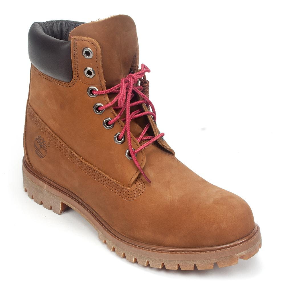 bb42cdc4444d Timberland Icon Men s Waterproof Leather Lace Up Warm Work Boot Shoe ...