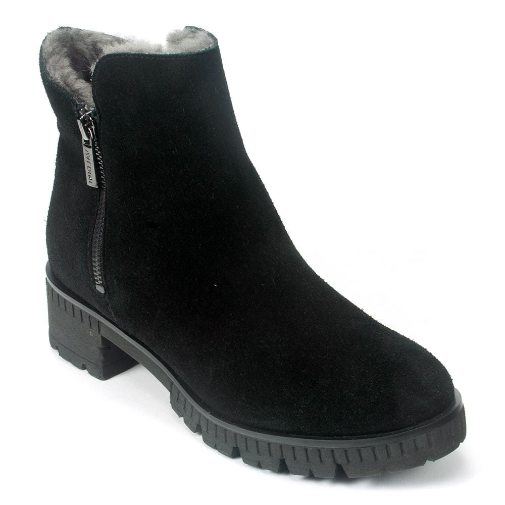 Valdini Ivory | Women's Waterproof Suede Lined Boot | Simons Shoes