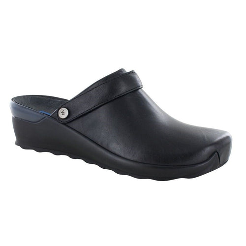Wolky Bi 2577 | Women's Leather Convertible Slingback Clog | Simons