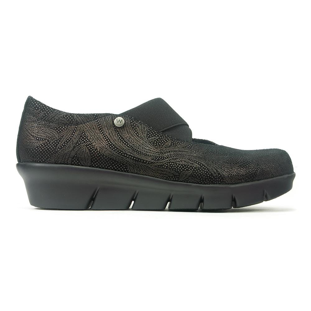 Wolky Cursa 0655 | Women's Leather Slip On Memory Foam Shoe | Simons