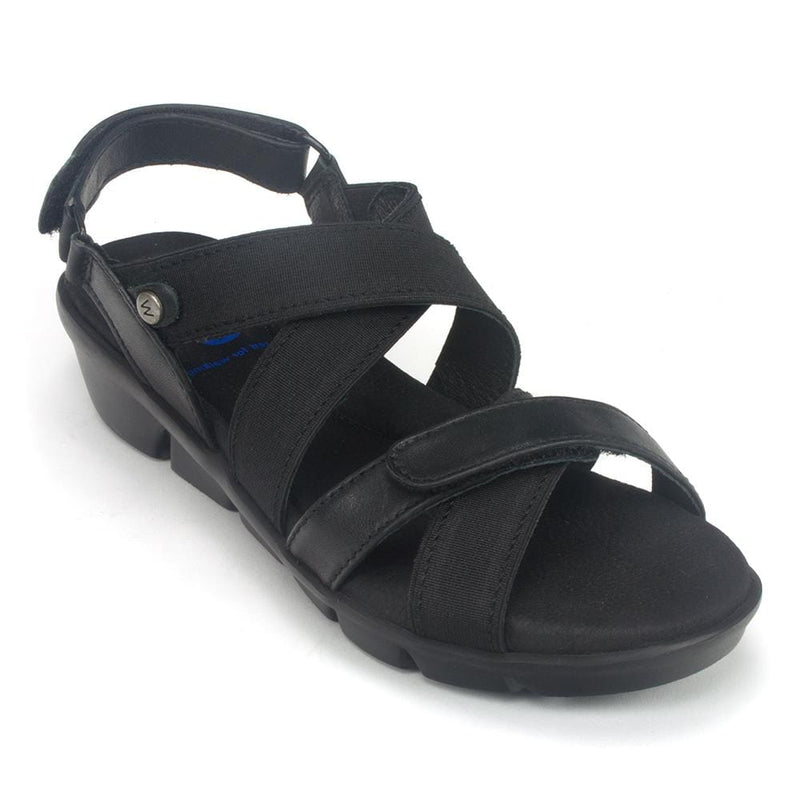 Wolky Sandal - Women's Electra Leather Strappy Travel Sandal | Simons