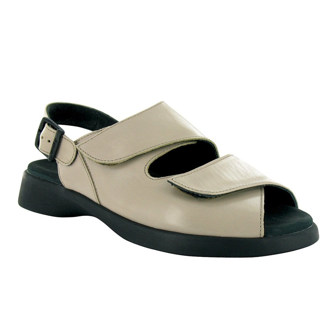 Wolky Nimes 617 | Women's Leather Adjustable Slingback Sandal | Simons