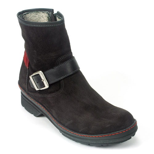 Wolky Nitra | Waterproof Lined Leather Ankle Boot | Simons Shoes