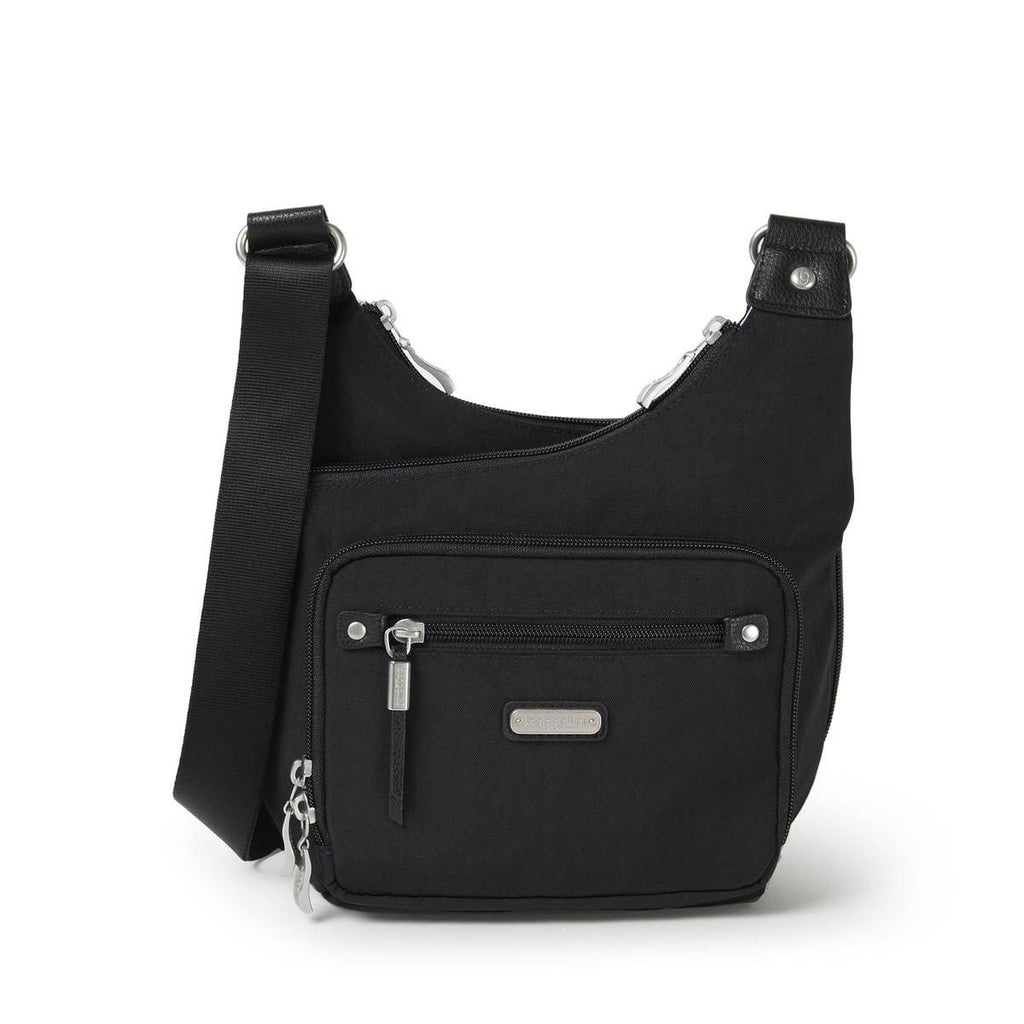 Baggallini RFID Cross City (CCB415) | Crossbody Nylon Purse | Simons