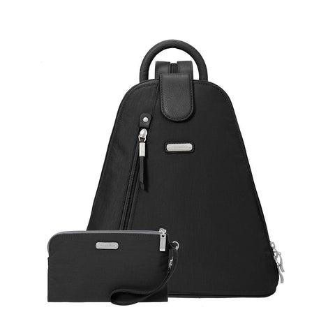 Teardrop Multi Zip Backpack (5017)