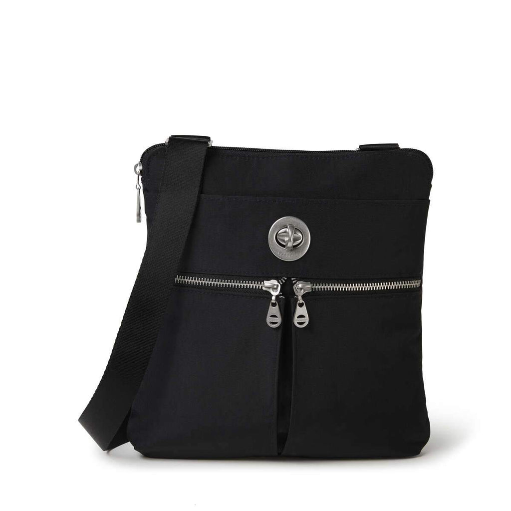 Baggallini Madras RFID Crossbody Bag (MRD476) | Shop Simons online