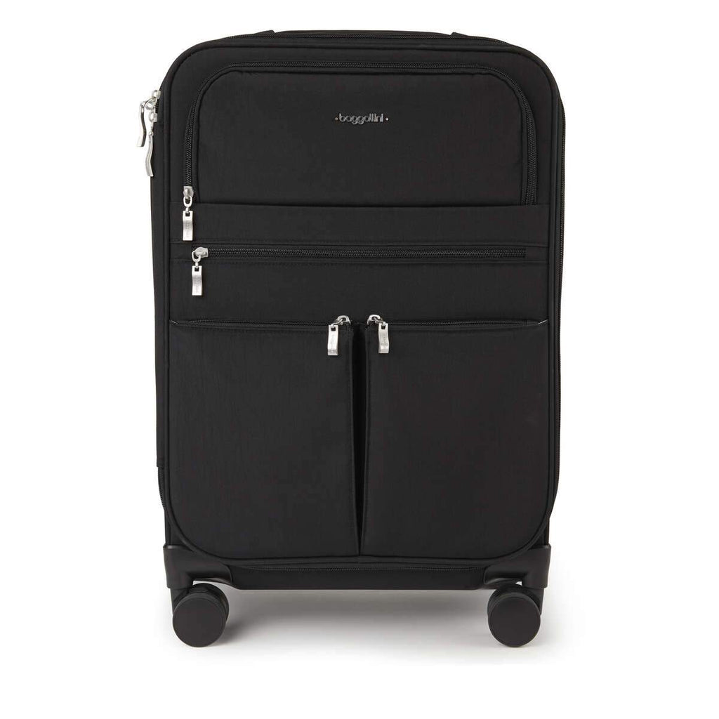 4 wheel carry-on (RCO498) | Baggallini | Carry on | Shop Simons Shoes!
