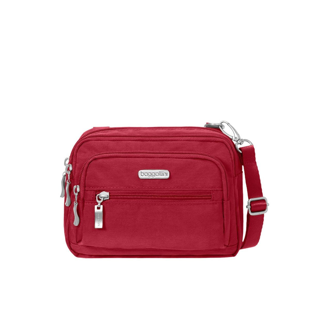 Baggallini Triple Zip Bagg - TRZ419 Nylon Travel Bag - Simonsshoes.com
