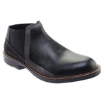 Naot Business Men's Classic Leather Slip On Ankle Boot | Simons Shoes