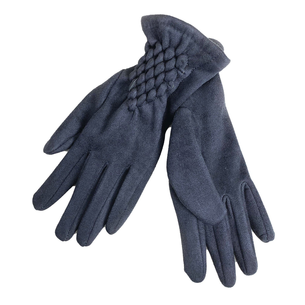 Cymbo Accessories Microfiber Bubble Gloves | Simons Shoes