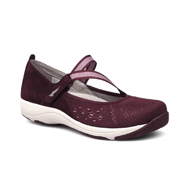 Dansko Mesh Mary Jane | Haven Womens Supportive Athleisure Casual Shoe