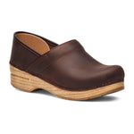 Dansko Professional Arch Support Clog Anti-Fatigue Leather Clog Shoe