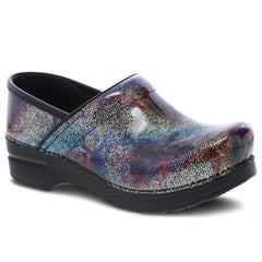 Dansko Clog | Professional Mosaic Patent Leather | Simons Shoes