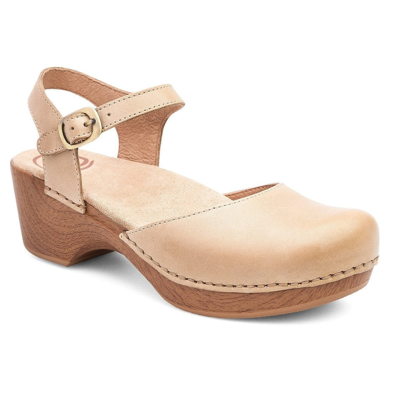 Sam Mary Jane Clog Sandal