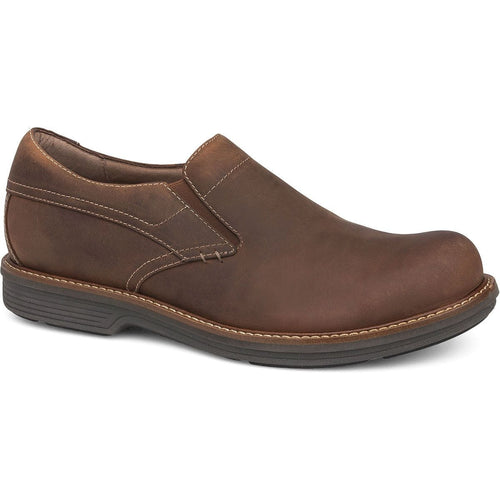 Dansko Men's Wynn Leather Slip On Dress Shoe