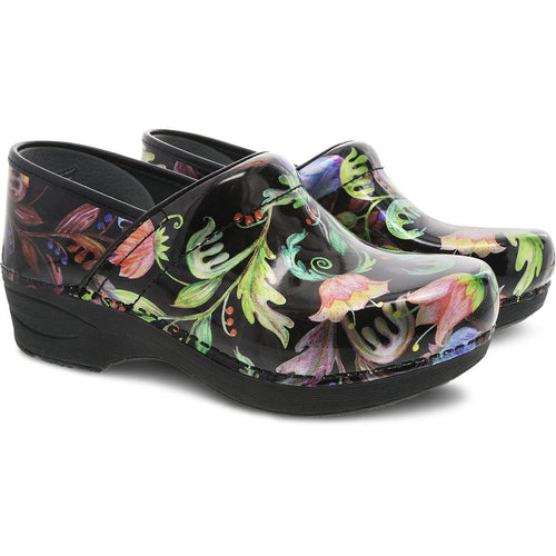 XP 2.0 Metallic Floral Patent