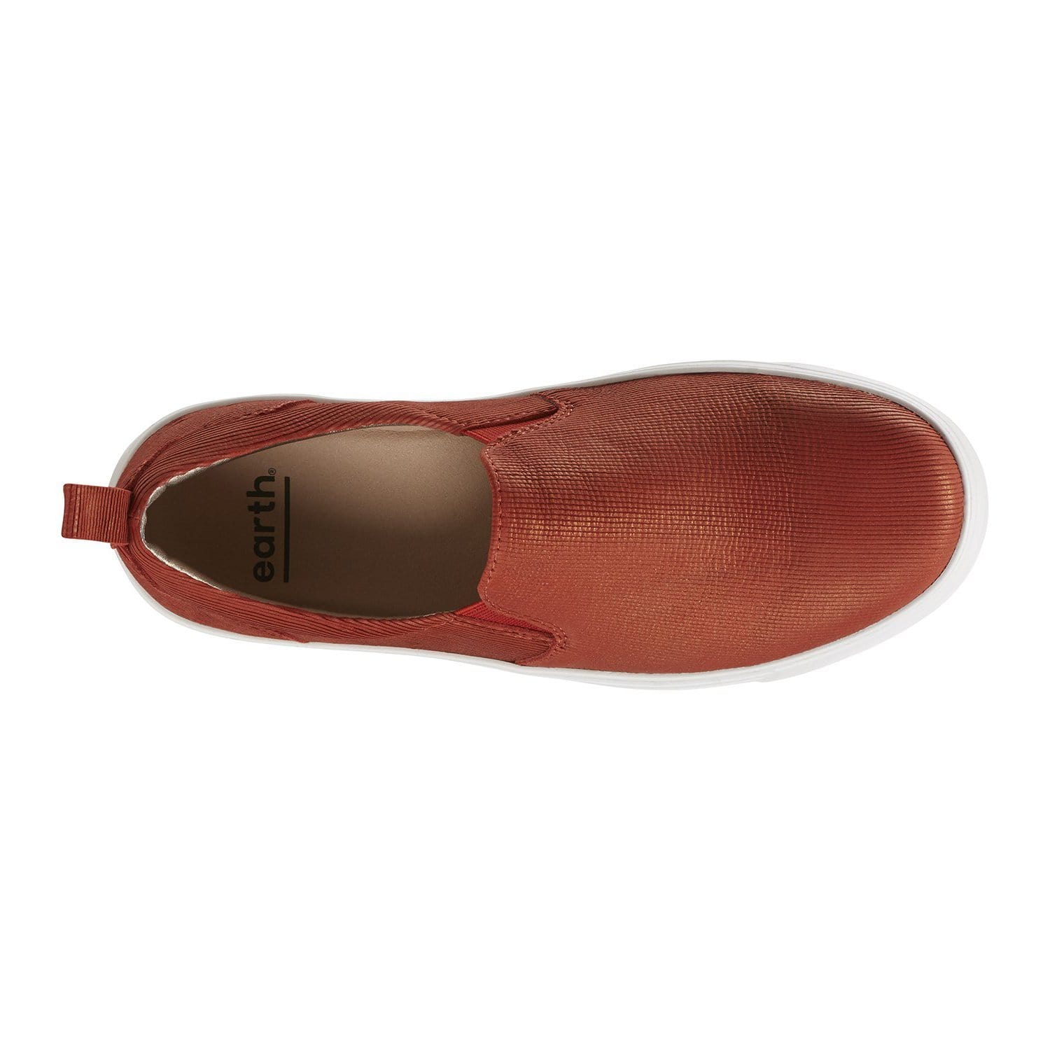 Earth Slip On Sneaker | Women's Rosewood Clove Platform | Simons Shoes