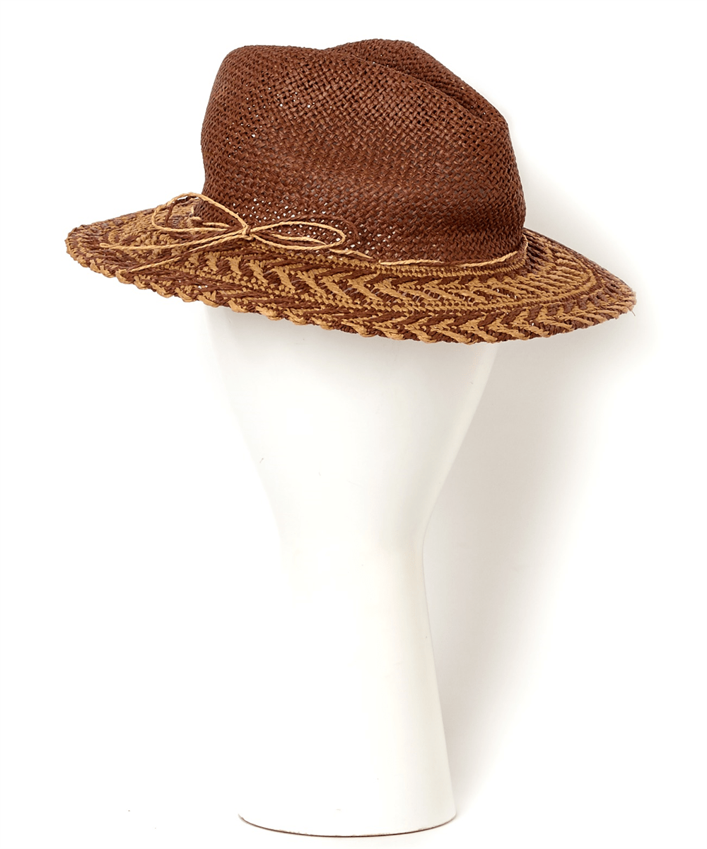 Echo Design Women's Cuban Panama Straw Hat (768010)
