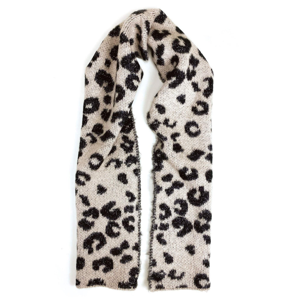 Echo Design Leopard Print Scarf | Simons Shoes
