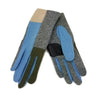 Color Block Gloves (EG0013)