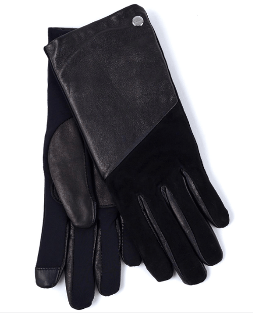 Leather/Suede Thinsulate Gloves EG0101