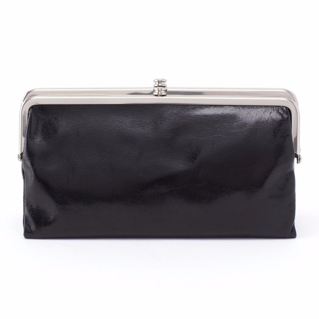 Hobo Women's Lauren Vintage Leather Clutch Wallet
