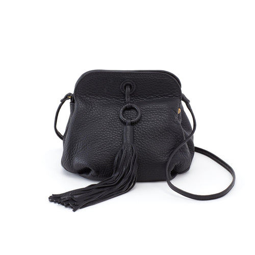 Hobo Birdy Crossbody (SO082276) | Tassel Leather Purse | Simons Shoes