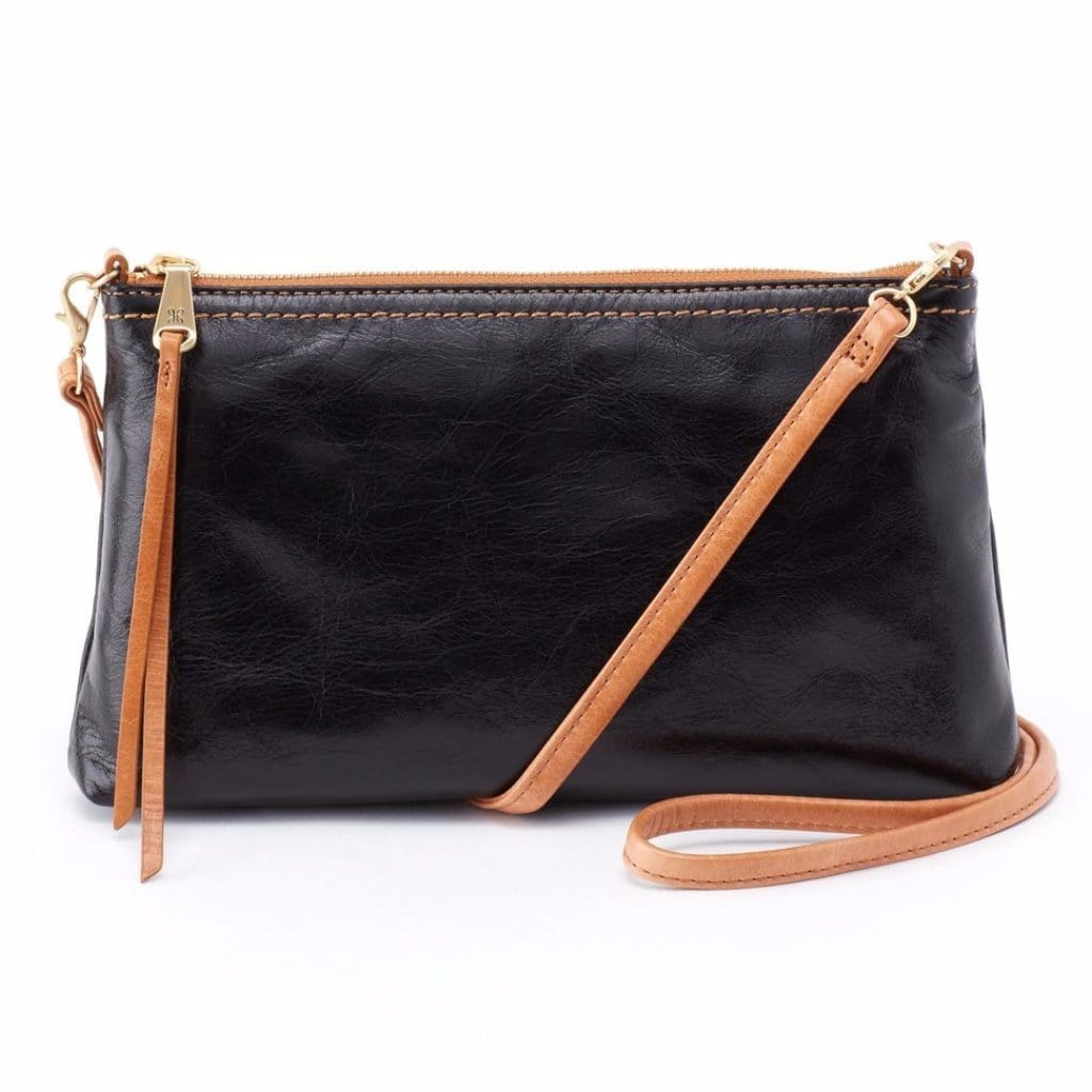 Hobo Women's Darcy Convertible Crossbody Clutch (VI-32155) Leather Purse