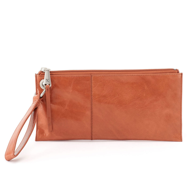 Hobo Leather Wristlet Clutch - Women's Leather Purse - Simons Shoes