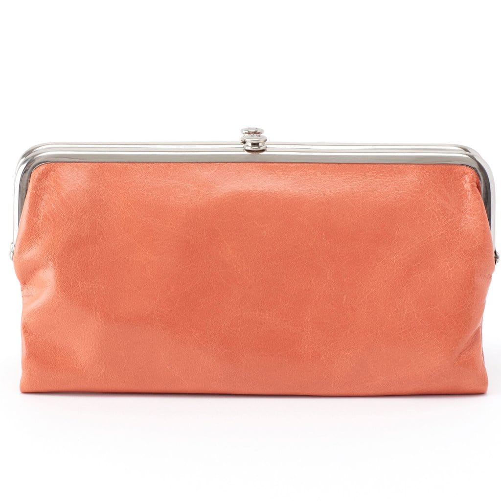 Hobo Lauren Women's Vintage Leather Clutch Wallet (VI-3385) Wallet