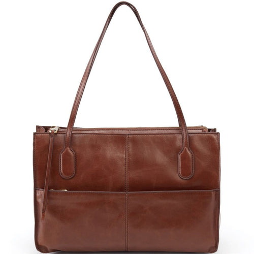 Hobo Friar Shoulder Bag (VI-35474) | Women's Leather Tote Purse
