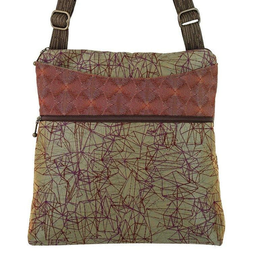 Maruca Women's Spree Bag (291) Jacquard Fabric Cross Body Purse
