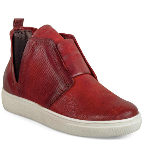 Miz Mooz Sneaker - Women's Leather Laurent Slip-On Shoe | Simons Shoes