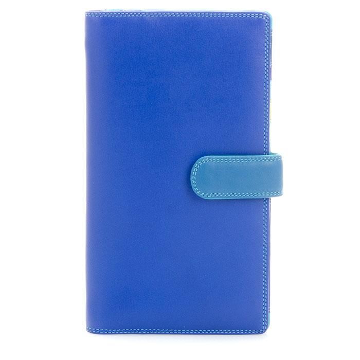 Large Tab Trifold Wallet (1203)