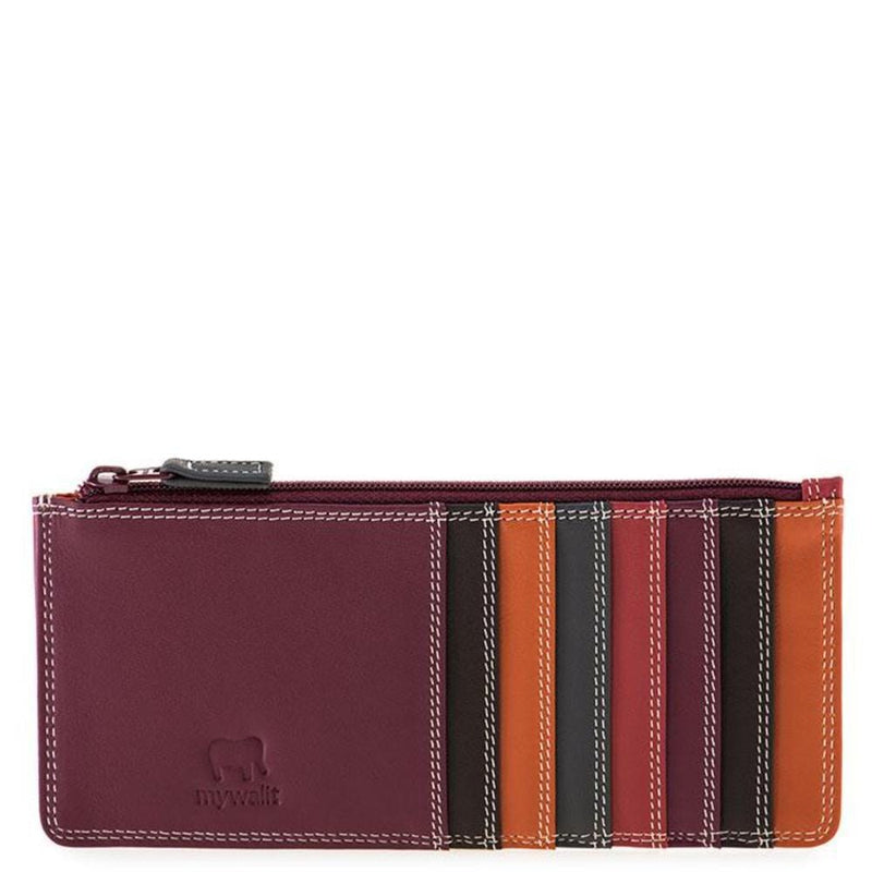 Mywalit 1230 | Nappa Leather Organizer Card Bill Wallet | Simons Shoes