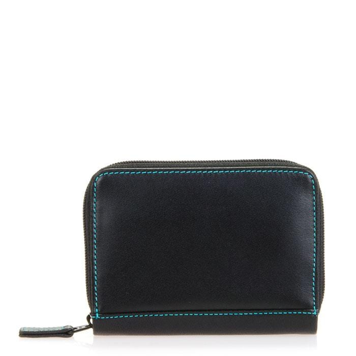 Mywalit Women's Zipped Credit Card Holder (328) Leather Wallet
