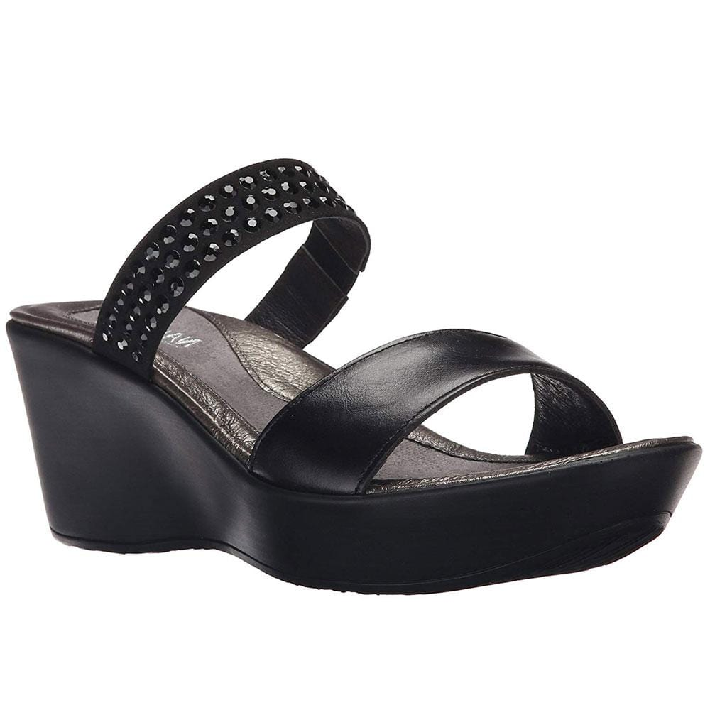 Response Wedge Sandal