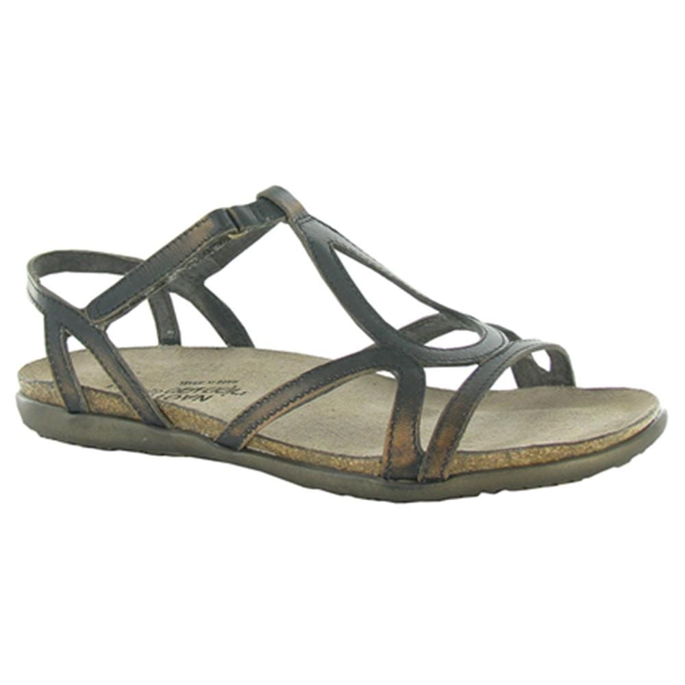 Naot Dorith Women's Leather Cork Gladiator Sandal Shoe