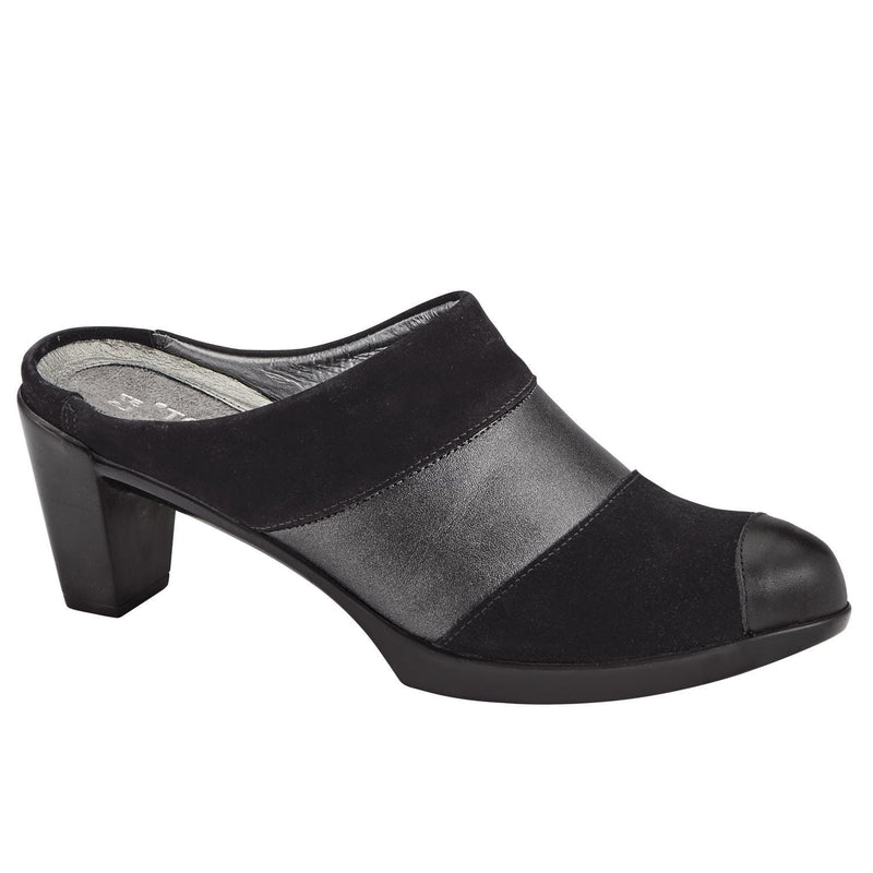 Naot Fortuna | Women's Leather Slip On Backless Pump | Simons Shoes