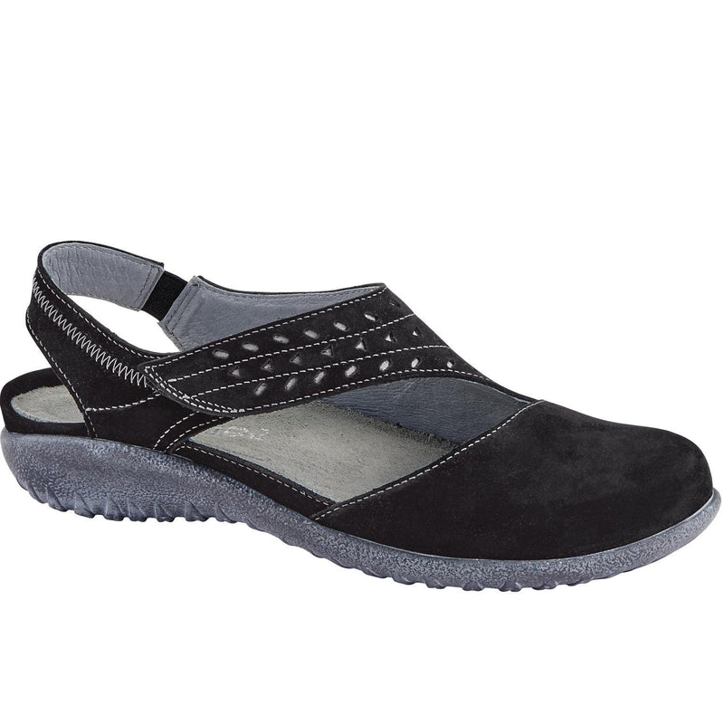Naot Kapua Women's Leather Asymmetric Casual Mary Jane Flat | Simons