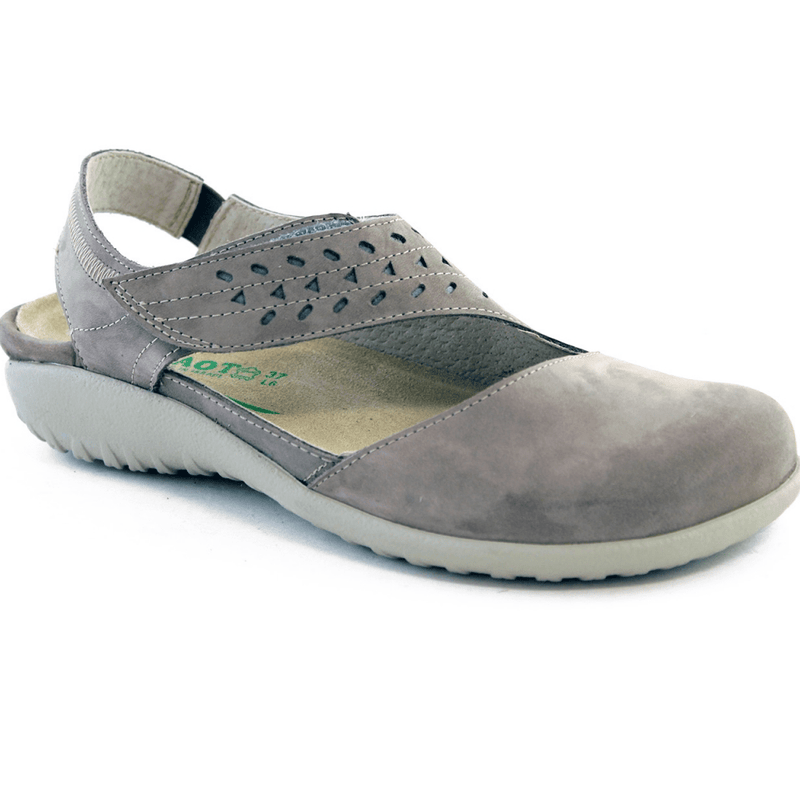 Naot Kapua Women's Leather Asymmetric Casual Mary Jane Comfy Flat Shoe