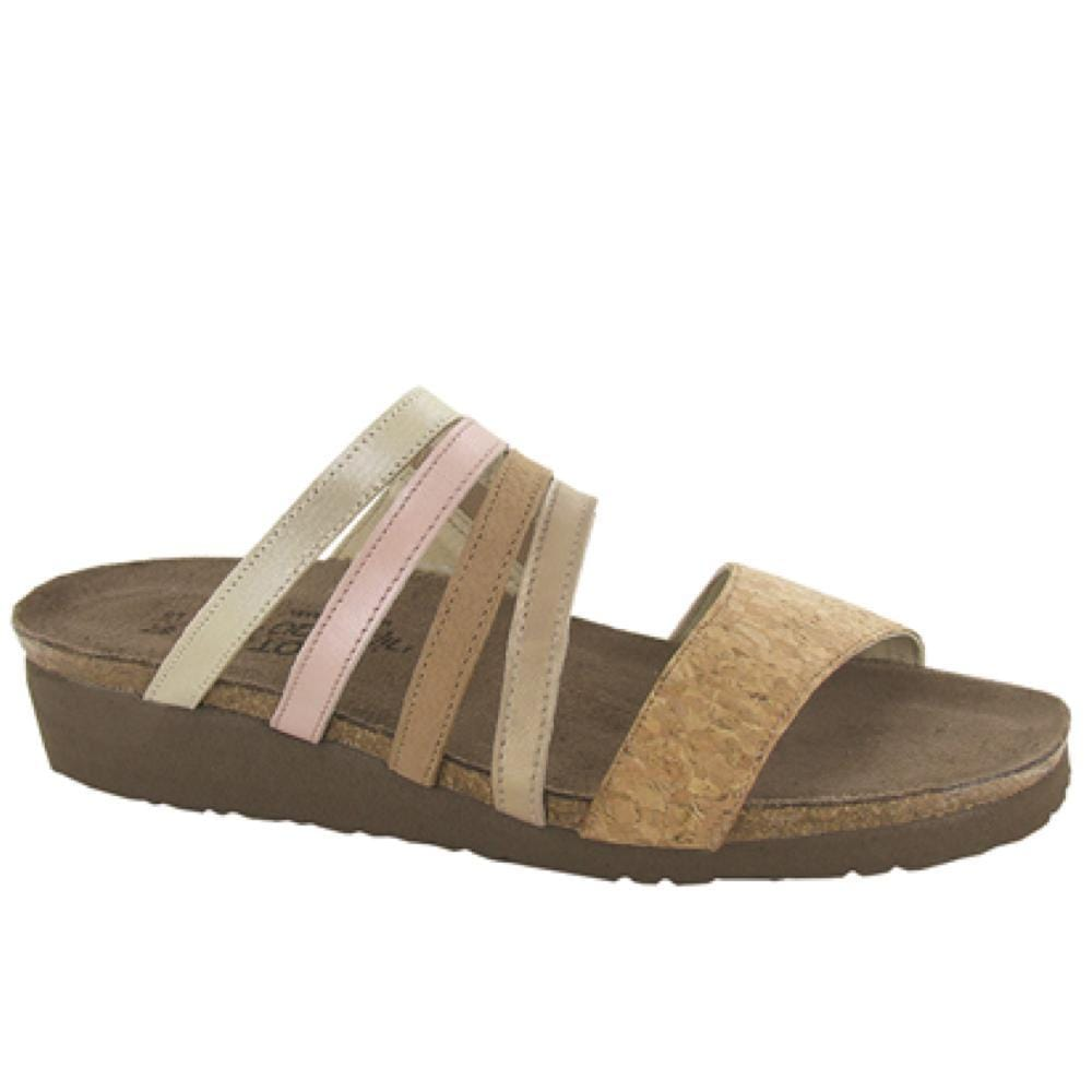 Naot Sandal - Women's Peyton Leather Strappy Sandal - Simons Shoes